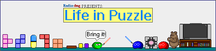 Life in Puzzle logo