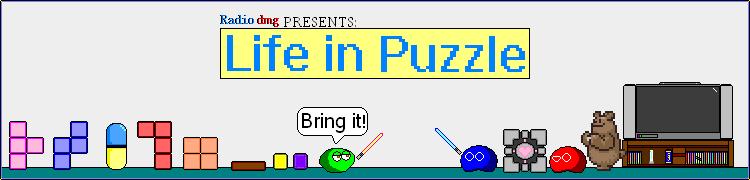Life in Puzzle logo